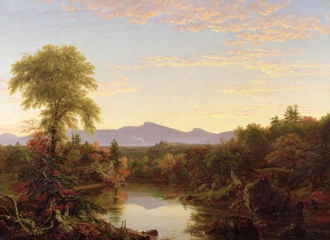 Catskill Creek, 1845