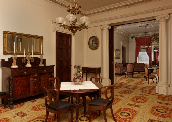 The Merchant's House Parlor